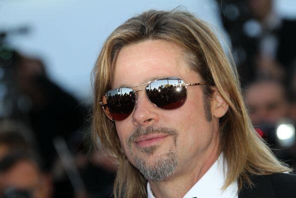 Brad Pitt rara vez se mete a nadar al mar. Más videos de Chismes aquí.
