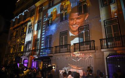CR7 inauguró un nuevo hotel en Lisboa