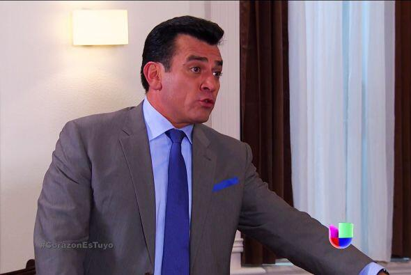 Ya deja atrás la frialdad Fernando y también deja de ser 'Don Piedra', y...