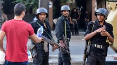 Egipto sumido en la confrontación.