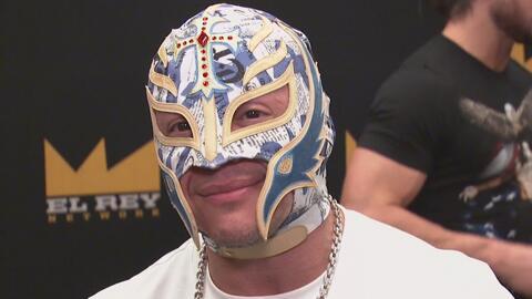 La historia de Rey Mysterio, el campeón mundial que forma parte de Lucha...