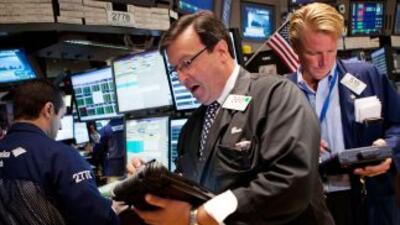 La Bolsa de Nueva York vivió su peor semana en un año, afectada por la a...