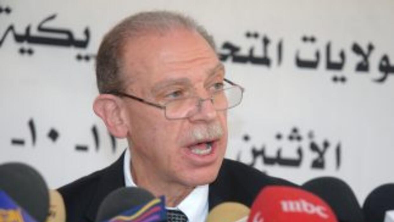El embajador de Estados Unidos en el Yemen, Gerald Feierstein.