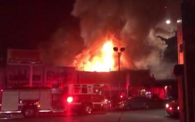 Incendio Oakland