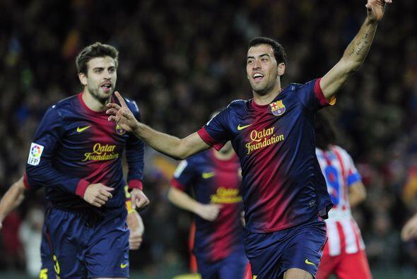 El también jugador de la selección española le daba...