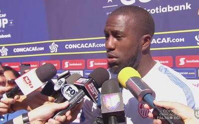 Altidore: 'La gente y prensa pueden hablar pero el día del partido es lo...