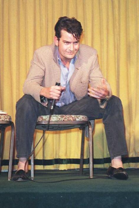 Sheen tiene una larga trayectoria en cine. Igual interpreta un gran dram...