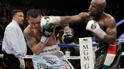 Marcos Maidana vs. Floyd Mayweather