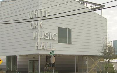 Residentes que viven alrededor del White Oak Music Hall están molestos p...