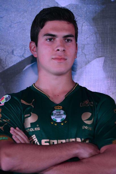 Pedro Caixinha, Director Técnico de Santos, dio su primera oportunidad a...