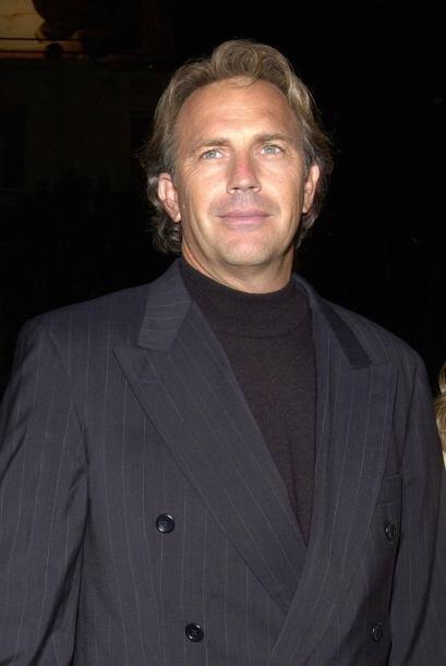 Kevin Costner nació el 18 de enero de 1955.