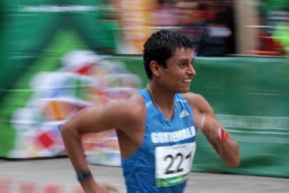 El guatemalteco Erick Barrondo consumó la revancha. Ganó e...