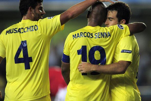 Los españoles ya se sentían en la ronda de grupos.