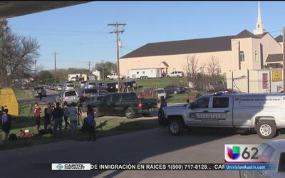 Un tiroteo deja un herido y una mujer sin vida en el condado de Travis
