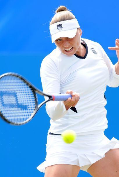 """El duelo Serena-Vera, fue catalogado como """"la revancha de Zvonareva"""" pue..."""