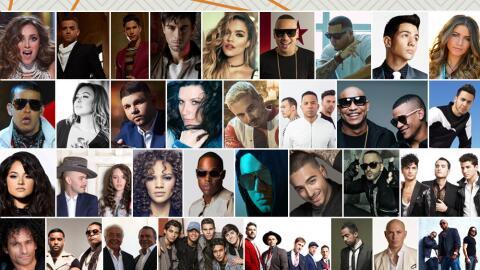 Elenco de Premios Juventud