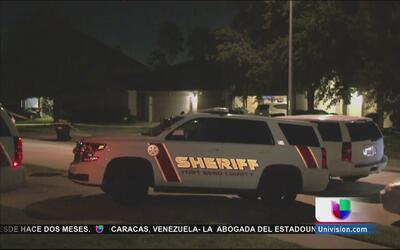 Investigan un incidente de violencia doméstica que dejó tres muertos en...