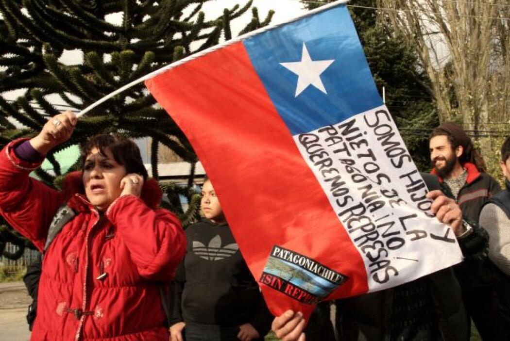 El viernes, más de 40 mil personas se reunieron en rechazo al proyecto H...