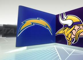 Chargers 10-23 Vikings: Teddy Bridgewater lanzó para 161 yardas con un t...