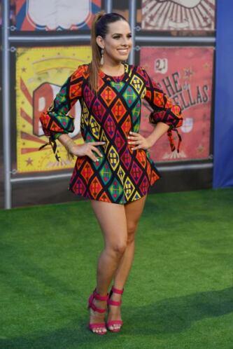 Cabello estilo Premios Juventud 2014