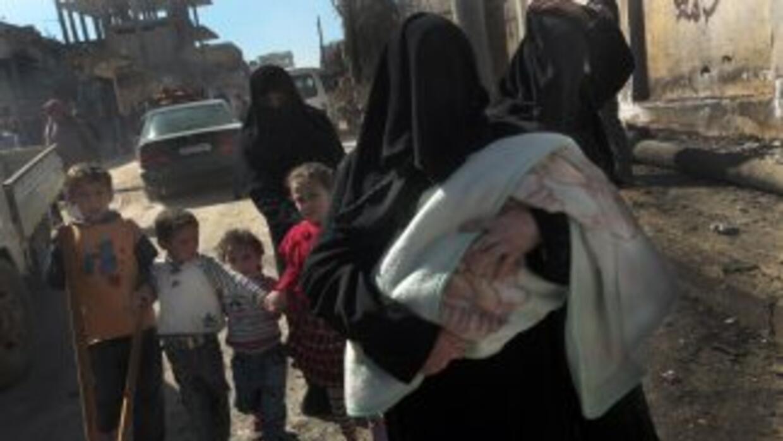 La ONG pidió a la ONU acelerar sus investigaciones de violaciones de los...
