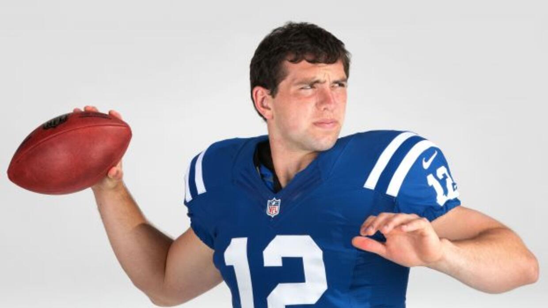 Arrancó su carrera en la NFL en el 2012 (AP-NFL).