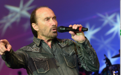 Lee Greenwood, autor de la canción ''God Bless the USA""