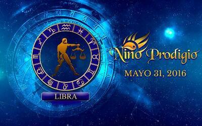 Niño Prodigio - Libra 31 de mayo, 2016