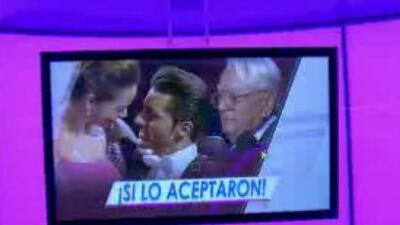 Aceptaron al bailarín de Adamary López