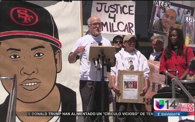 Exoneración de policías acusados investigados por la muerte de Amilcar P...
