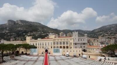 Boda real en Mónaco