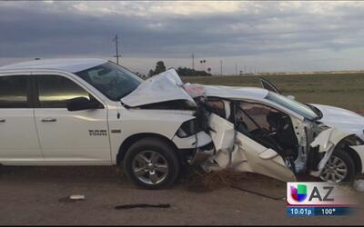 Joven de 20 año muere en aparatoso accidente