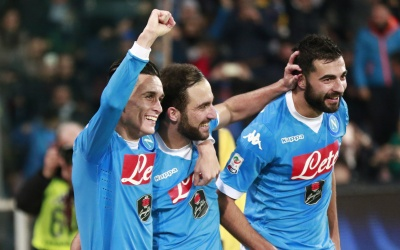 Inter de Milán vs Nápoles