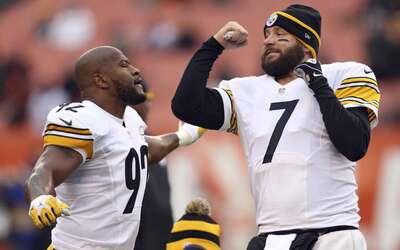 De manera milagrosa los Steelers están en los playoffs al hacer su parte...
