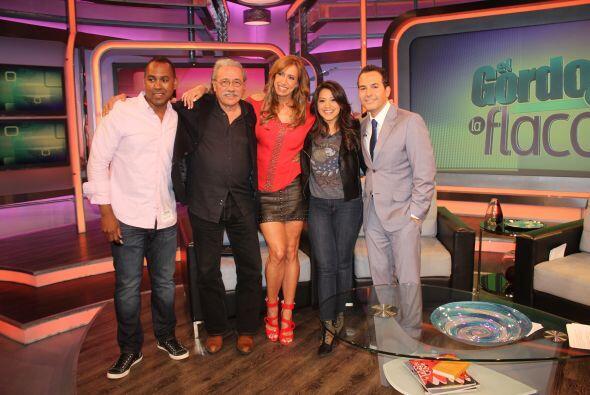 Edward James Olmos y Gina Rodríguez hablaron de lo maravillosa que fue J...