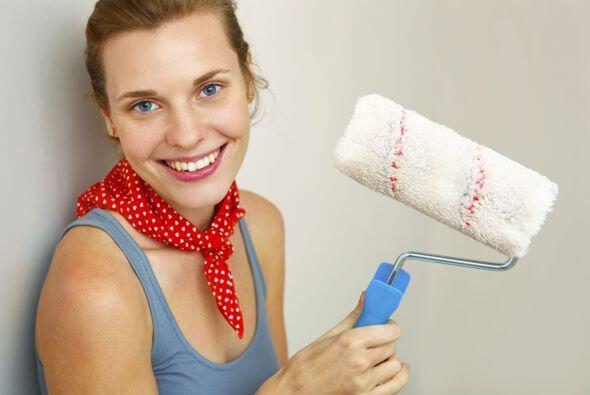 Pintar una habitación y obtener los resultados que logran los expertos,...
