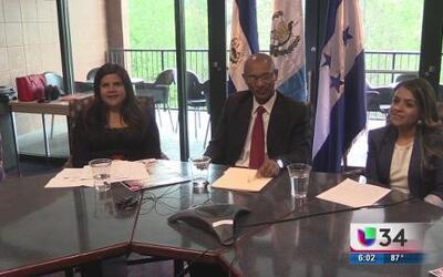 Consulados de Centroamérica anuncian alianza
