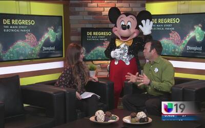¡Mickey te invita a disfrutar el regreso del desfile 'The Main Street El...