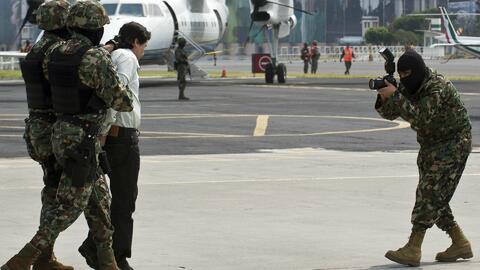 Defensa de Joaquín 'El Chapo' Guzmán asegura que seguirán peleando contr...