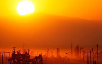 Suben las temperaturas y sequías provocan incendios, nos dice Jackie Gue...