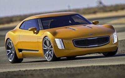 Kia podría estar muy próximo a producir el GT4 Stinger Concept que prese...