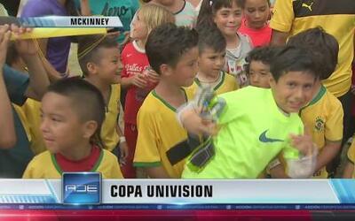 Dan el todo por el todo en Copa Univision