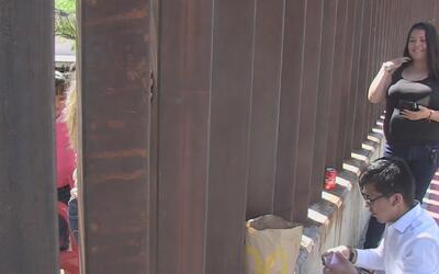 Nueva información sobre el diseño del nuevo muro fronterizo preocupa a f...