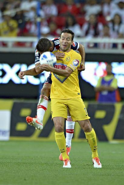 Luis Gabriel Rey (10).- Anotó los dos primeros goles del partido,...