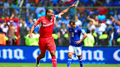 Toluca 1-0 Cruz Azul: Da Silva dio oxígeno a Diablos y descarriló a La M...