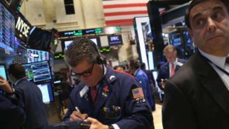 Wall Street cerró este jueves con fuertes caídas.
