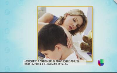 La meningitis te puede matar en poco tiempo