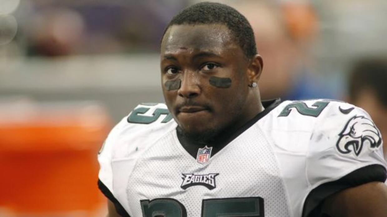El corredor de los Eagles enganó a sus compañeros de equipo (AP-NFL).