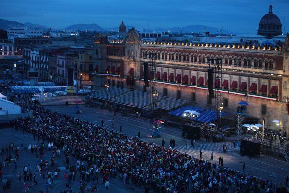 En la ciudad de México, varios son los lugares donde se reúne la gente p...