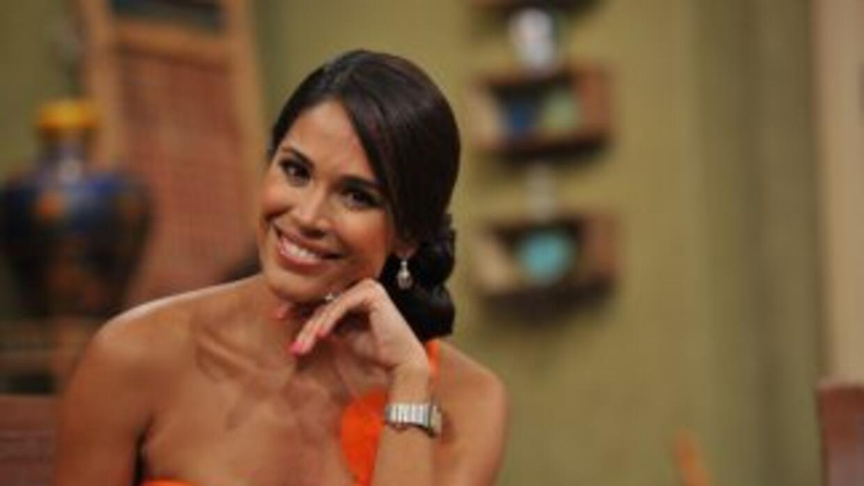 Karla Martínez, la conductora de Despierta América.